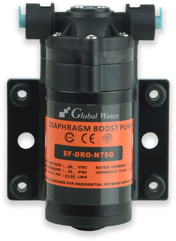 Pompa podnosząca ciśnienie do membran 50-75 gpd