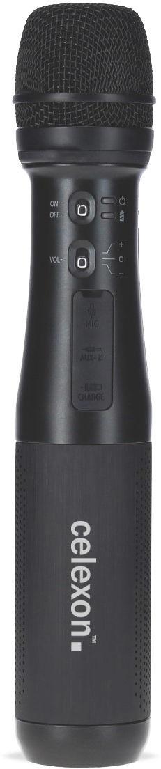 celexon Voice Booster Professional bezprzewodowy mikrofon z głośnikiem
