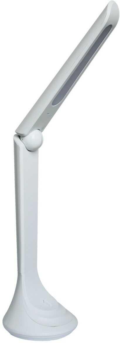 Lampka biurkowa K-MT-205 srebrna z serii ASTON BEZPOŚREDNIO OD PRODUCENTA DOSTĘPNE OD RĘKI WYSYŁKA 24H
