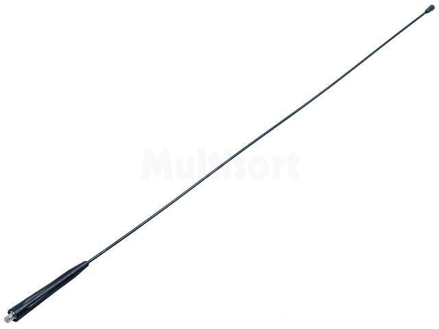 Maszt antenowy 636mm gwint M6 - zewnętrzny