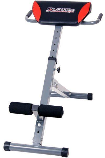 Ławka treningowa do ćwiczeń mięśni grzbietu Hero BTB10 Insportline