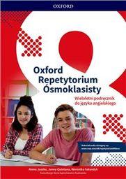Oxford Repetytorium Ósmoklasisty Podręcznik Wieloletni ZAKŁADKA DO KSIĄŻEK GRATIS DO KAŻDEGO ZAMÓWIENIA