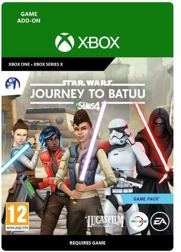 The Sims 4 - Star Wars: Wyprawa na Batuu DLC [kod aktywacyjny] Xbox One