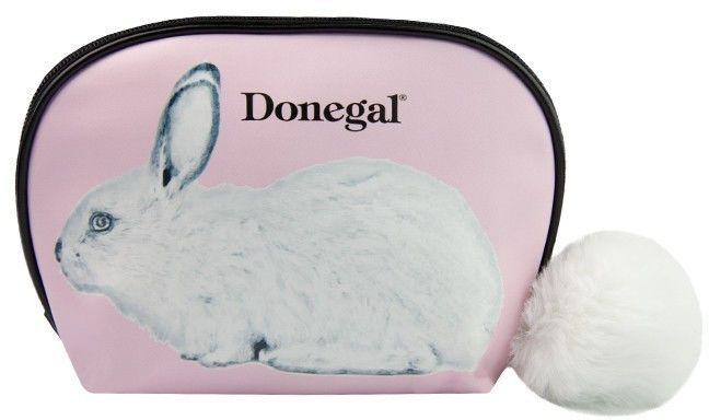 Donegal Kosmetyczka damska królik 4848
