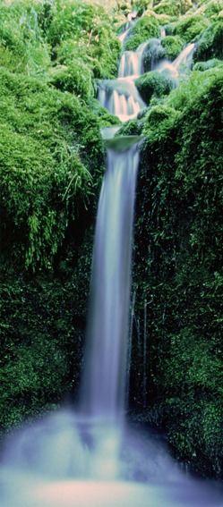 Wodospad zaragoza - fototapeta