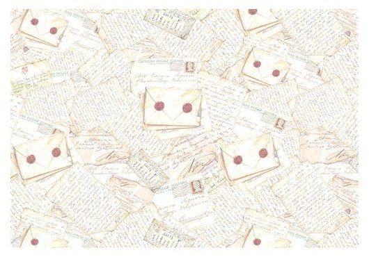 Stamperia Kartki papieru ryżowego 48 x 33 cm.