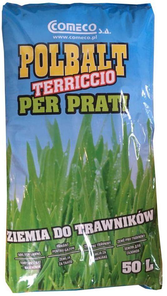 Podłoże do trawników 50 l POLBALT