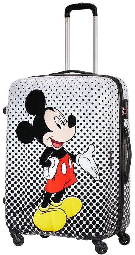 Walizka duża American Tourister Disney Legends - Mickey Mouse Polka Dot