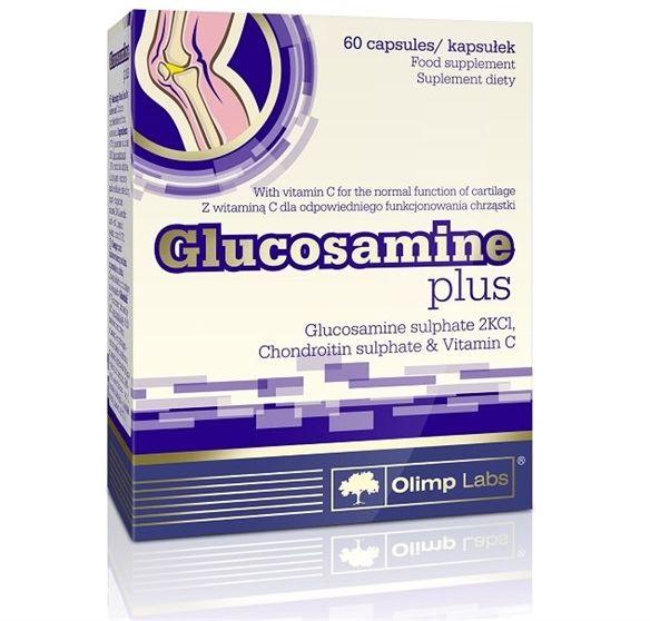 Glucosamine Plus 60kap