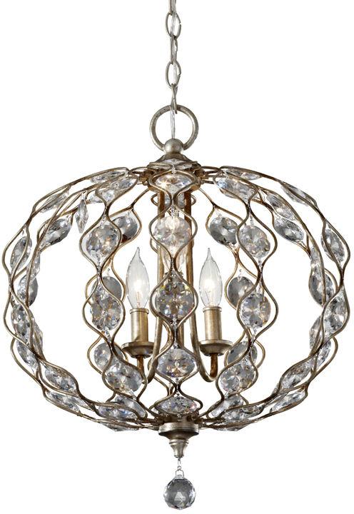 Lampa wisząca Leila FE/LEILA3 Feiss dekoracyjna oprawa w klasycznym stylu