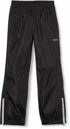 CMP chłopięce spodnie przeciwdeszczowe, czarne (Nero), 104, 3X96534