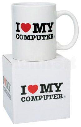 Kubeczek I love my computer