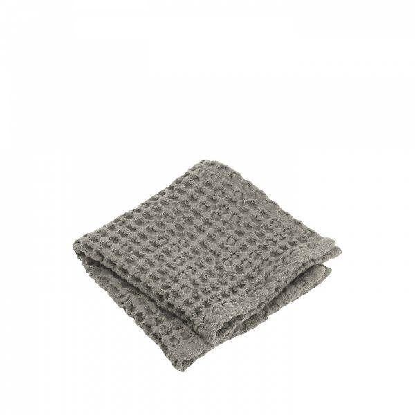 Blomus CARO Ręcznik do Rąk 30x30 cm 2 Szt. Satellite