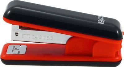 Zszywacz EAGLE IN-TOUCH S5147 czarno-pomarańczowy - X00895