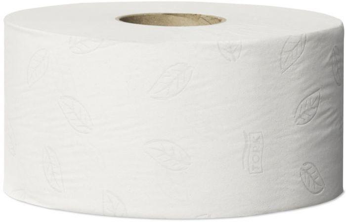 Papier toaletowy Tork Mini Jumbo biały