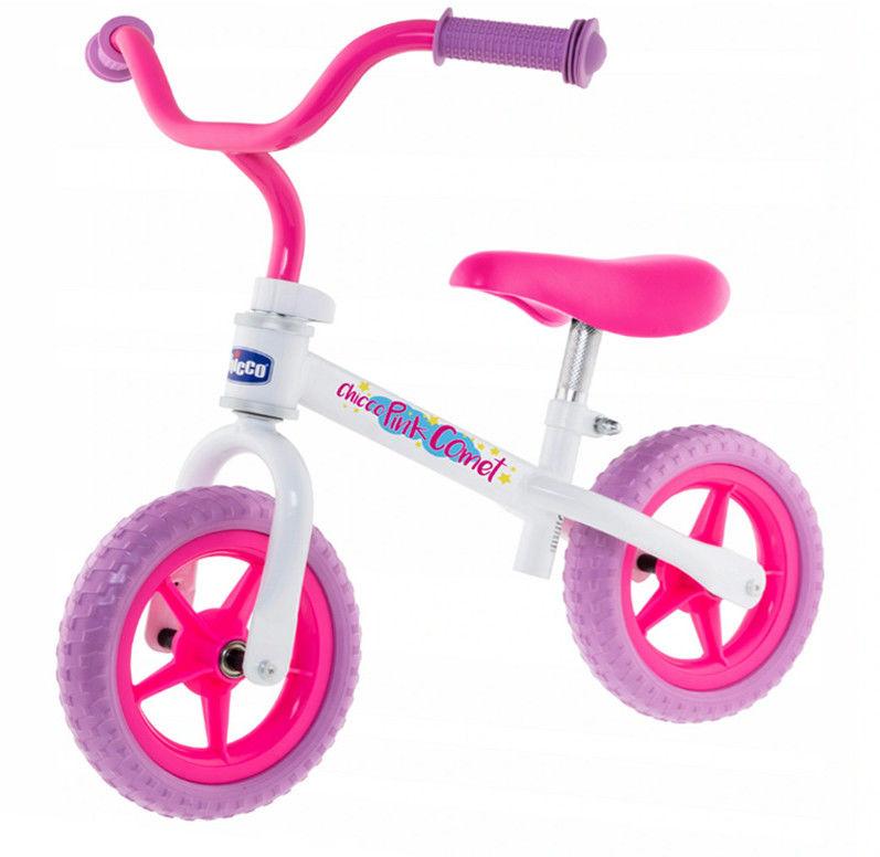 Chicco - Rowerek biegowy Pink Comet 171603