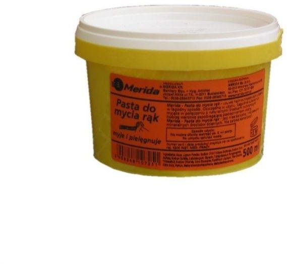 Merida pasta do mycia rąk opakowanie 0,5 l