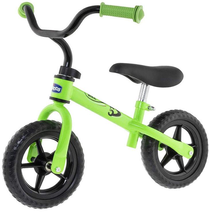 Chicco - Rowerek biegowy Green Rocket 171605