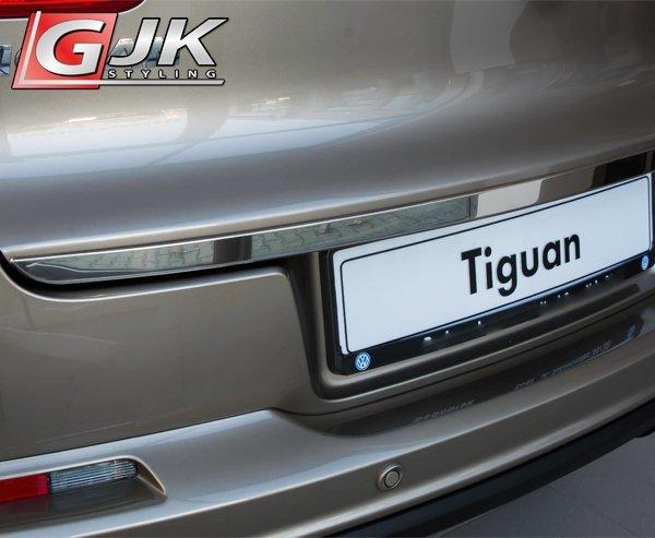 VW TIGUAN 2007-2015 Listwa na klapę bagażnika (połysk)