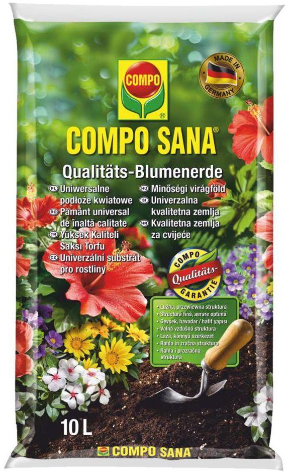 Podłoże kwiatowe 10 l COMPO SANA