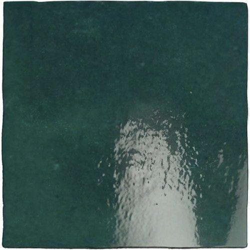Artisan Moss Green 13,2x13,2 zielone płytki