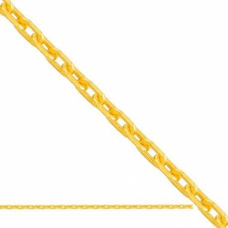 Łańcuszek złoty model-Lp105