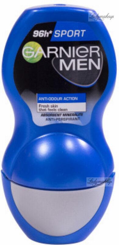 GARNIER - MEN - SPORT 96h - Antyperspirant w kulce dla mężczyzn - 50 ml