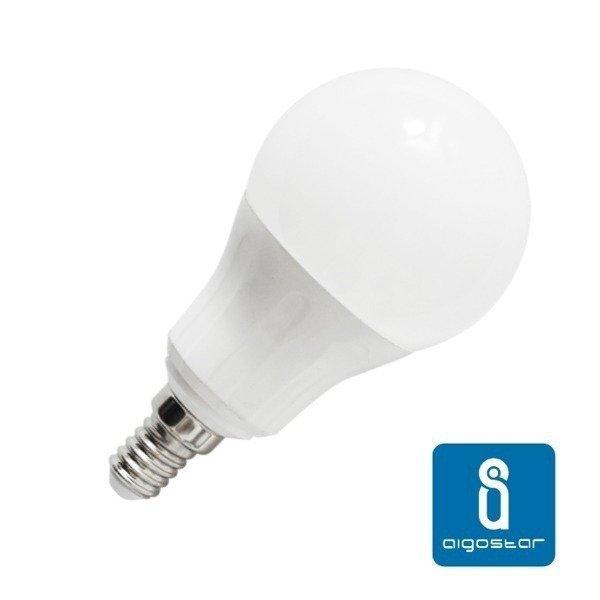 Żarówka LED E14 6W ciepła 3000K A60 - Biały Ciepły