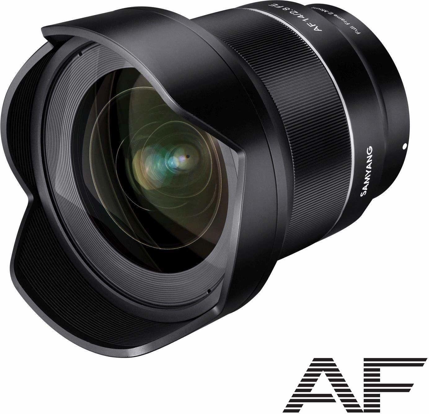 Samyang AF 14 mm F2.8 obiektyw autofokus do Sony FE