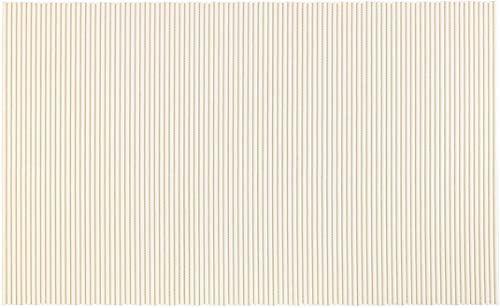 WENKO Beżowy, 50 x 80 cm, mata łazienkowa, mata kuchenna, tworzywo sztuczne, 50 x 0 x 80 cm