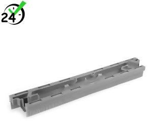 Wkład z gumami do ssawki podłogowej WD 2 - WD 4, Karcher