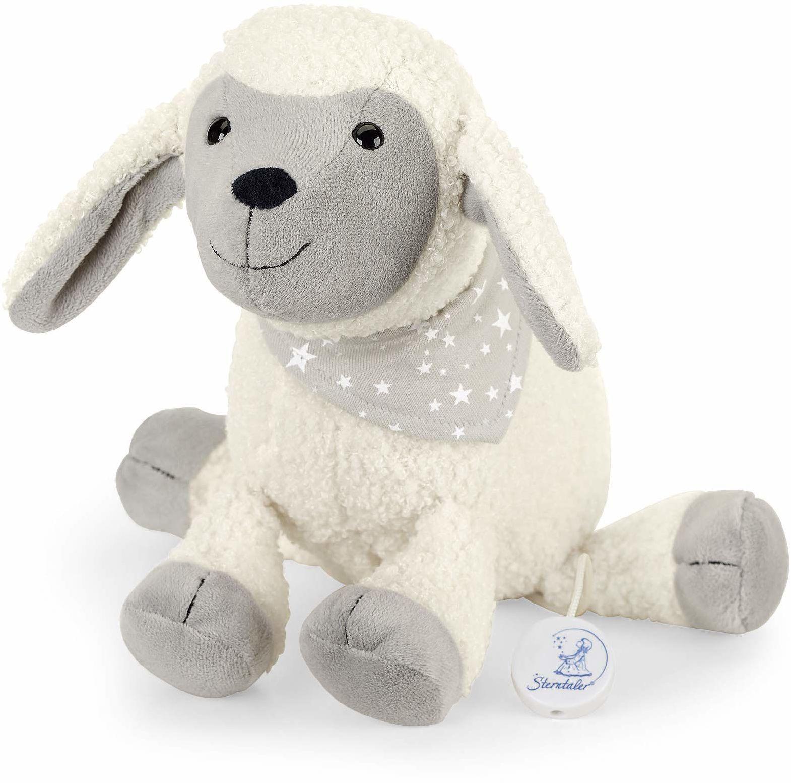 Sterntaler 6021968 owieczka muzyczna, wielokolorowa