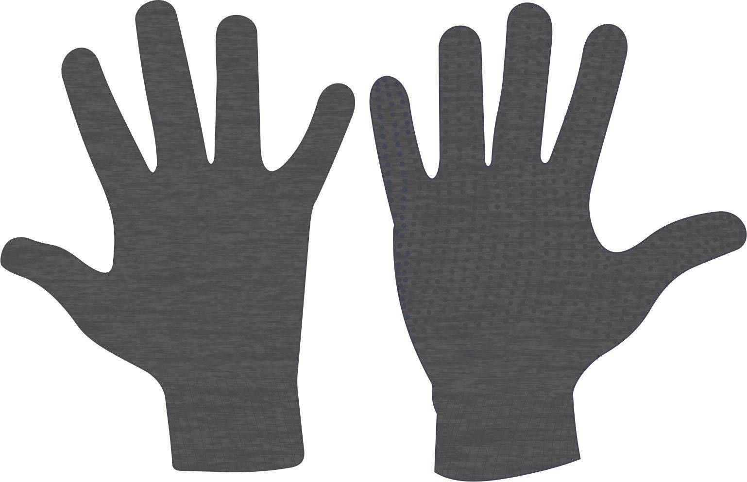 Rękawiczki dzianinowe antypoślizgowe Jamie Avento