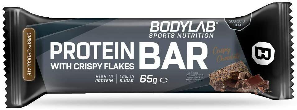 Bodylab24 Baton Proteinowy 65 g crispy chocolate cookie