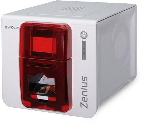 Evolis ZN1U0000RS Zenius Classic, single sided