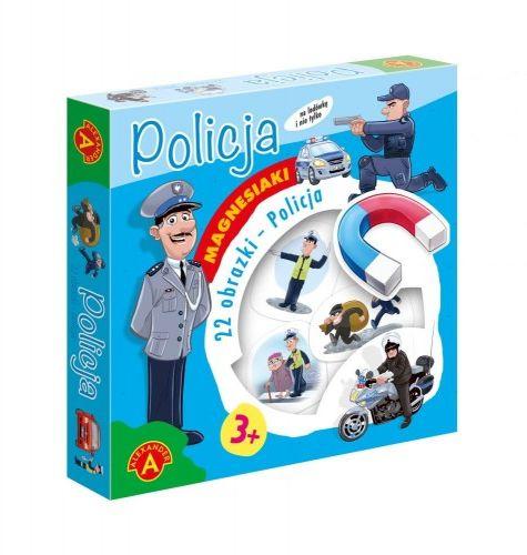 Magnesiaki Policja