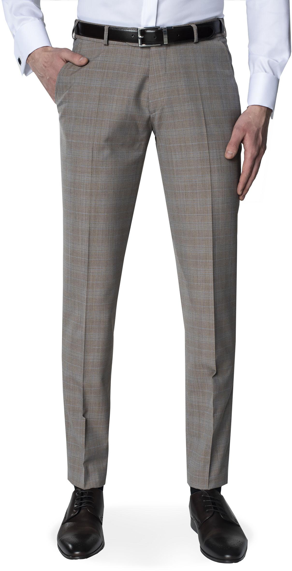 spodnie halwin 315/a beż