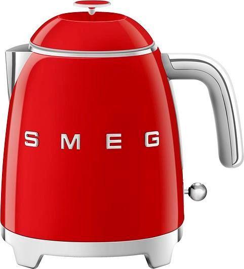 Czajnik elektryczny 50''s style mini czerwony