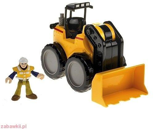 Zabawki Fisher-Price Imaginext Służby miejskie Koparka N8273