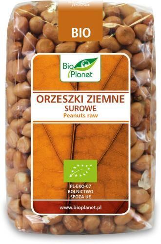 Orzeszki ziemne BIO 350 g BIO PLANET