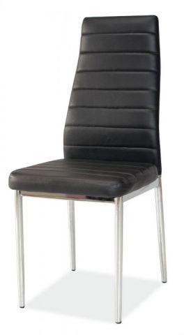 Krzesło H-261 czarne/chrom  Kupuj w Sprawdzonych sklepach