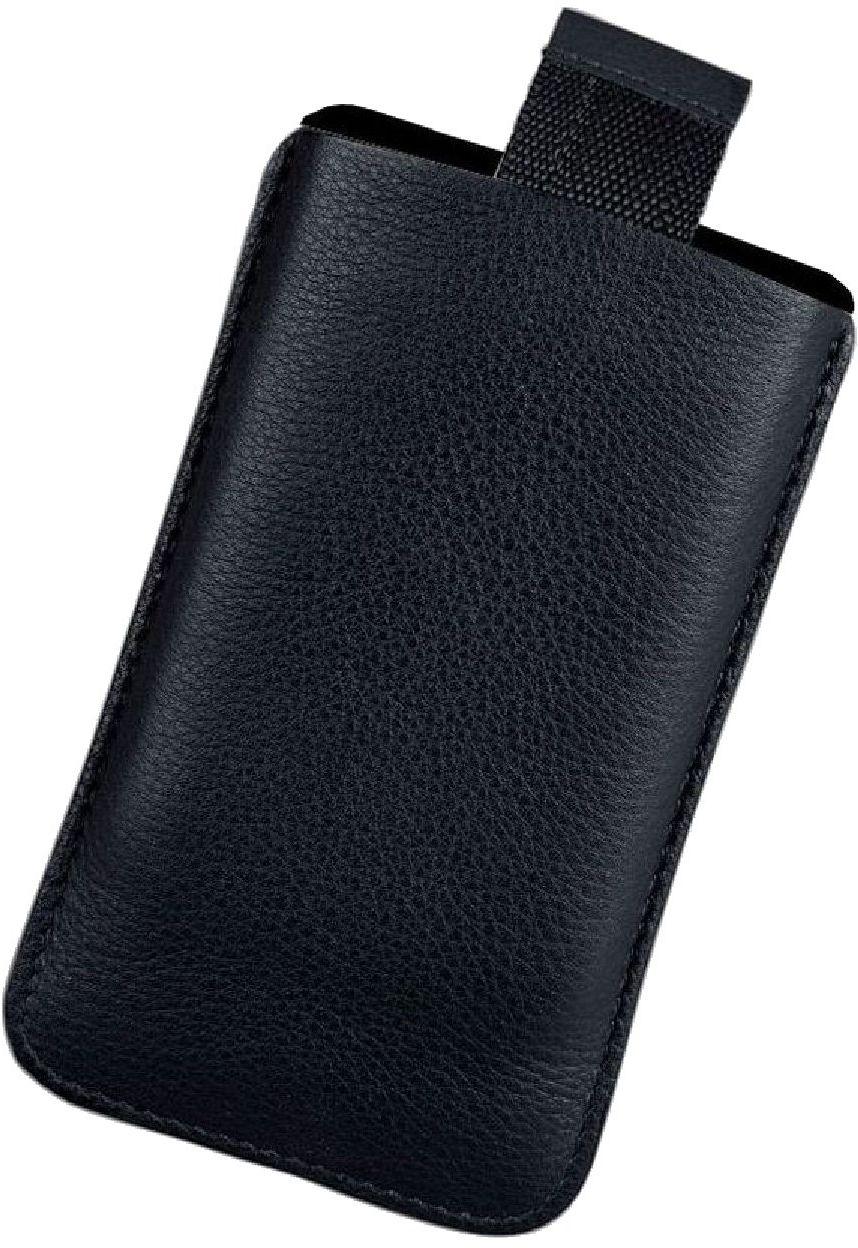 Alassio 43072 Cell Phone Case for iPhone 3/4 / 4S etui na wizytówki, czarne