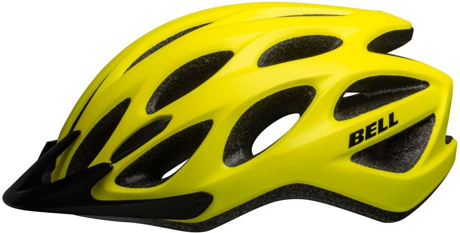 BELL kask rowerowy mtb TRACKER matte hi-viz BEL-7131890 Rozmiar: 54-61,BEL-7131890