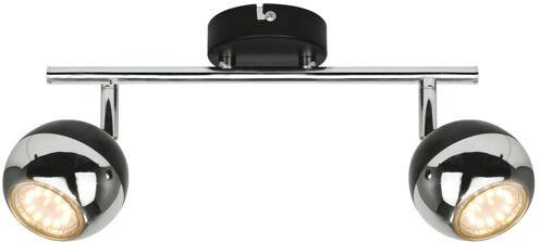 Lampa sufitowa GASTER GU16016-2TU-BK Zuma Line  SPRAWDŹ RABATY  5-10-15-20 % w koszyku