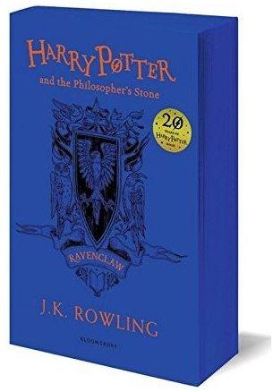 Harry Potter and the Philosophers Stone Ravenclaw Edition ZAKŁADKA DO KSIĄŻEK GRATIS DO KAŻDEGO ZAMÓWIENIA