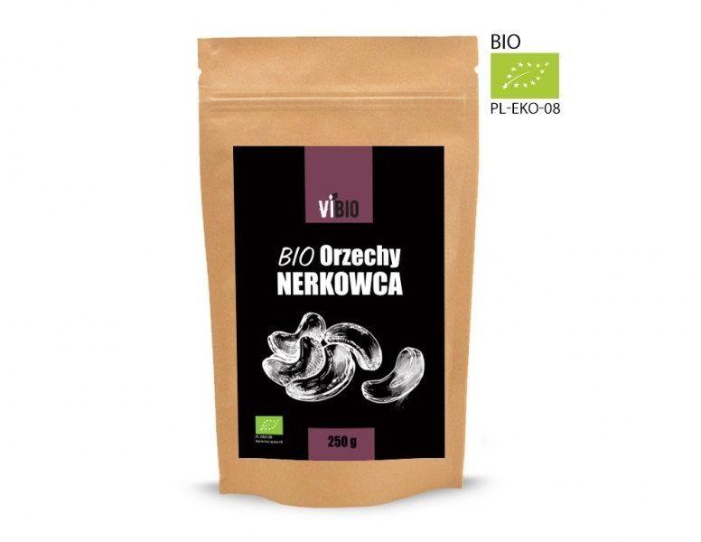 Bio orzechy nerkowca 250 g