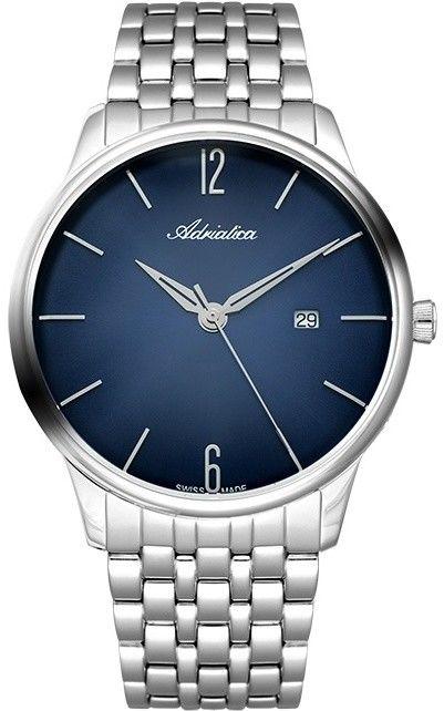 Zegarek Adriatica A8269.5155Q Classic - CENA DO NEGOCJACJI - DOSTAWA DHL GRATIS, KUPUJ BEZ RYZYKA - 100 dni na zwrot, możliwość wygrawerowania dowolnego tekstu.