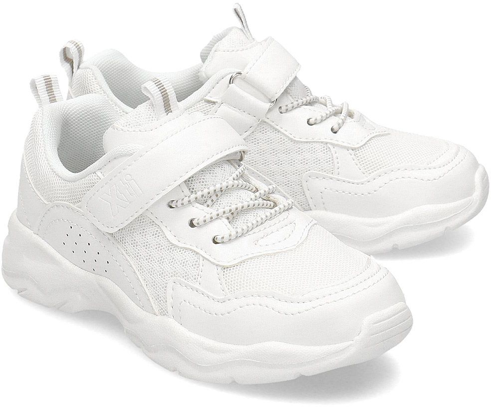 Xti - Sneakersy Dziecięce - 57044 WHITE - Biały