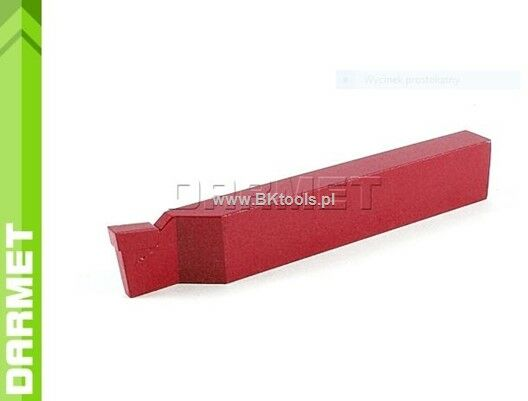 Nóż Przecinak Lewy NNPc-ISO7 2516 H20 (K20) do żeliwa Darmet