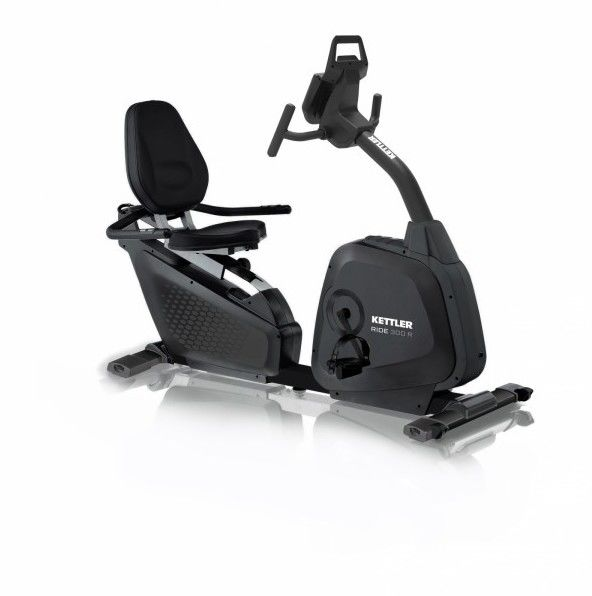 Rower treningowy poziomy Kettler Ride 300 R